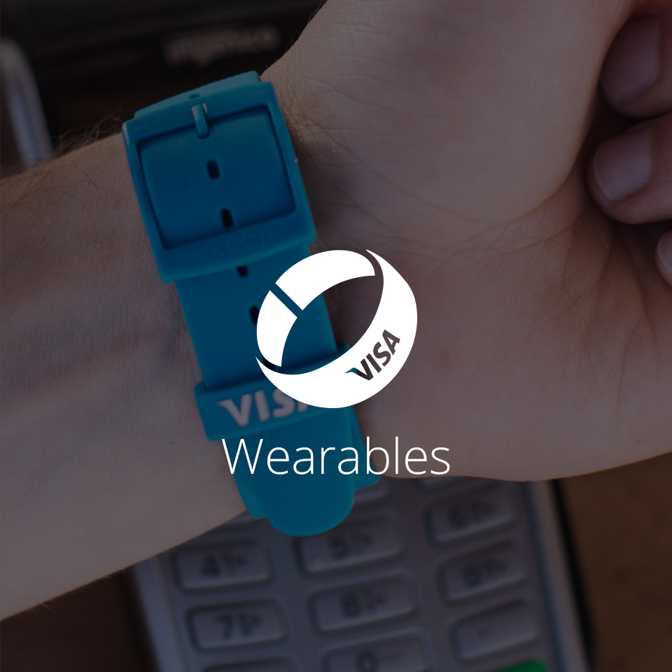 VISA | Wearables